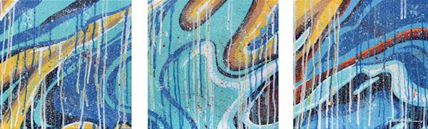 Reflessione Original Painting Art | juliesiracusa