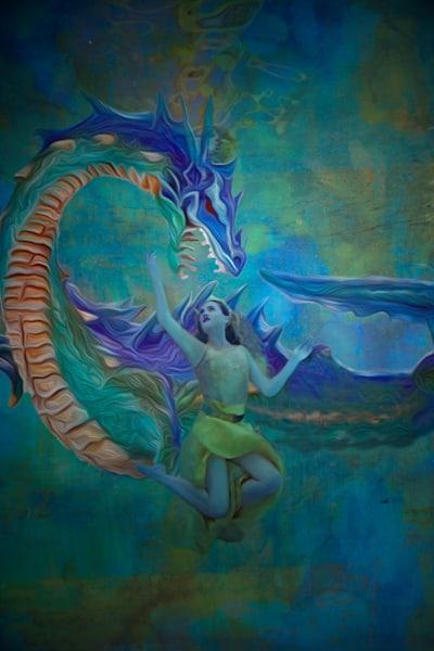 Dragon Goddess Art   Gallery 526