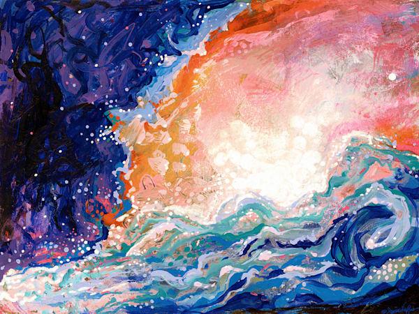 Elements, Original Painting Art   Jessica Hughes Fine Art