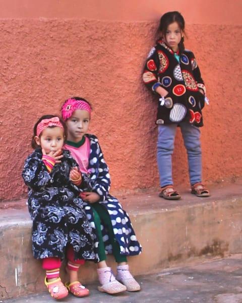 3 Moroccan Girls Art | Art Impact® International Inc