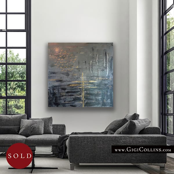 Unbroken Art | Gigi Collins Art