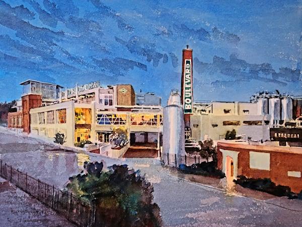 Kc Boulevard Brewery 1 Art | Steven Dragan Fine Art