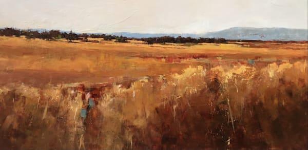 Desert Fringes, original art by Sarah B Hansen