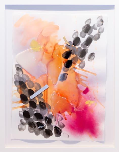 Afterglow (Framed) Art | Makiko Harris Art