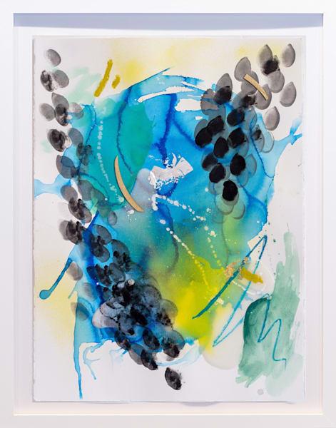 Terrene (Framed) Art | Makiko Harris Art