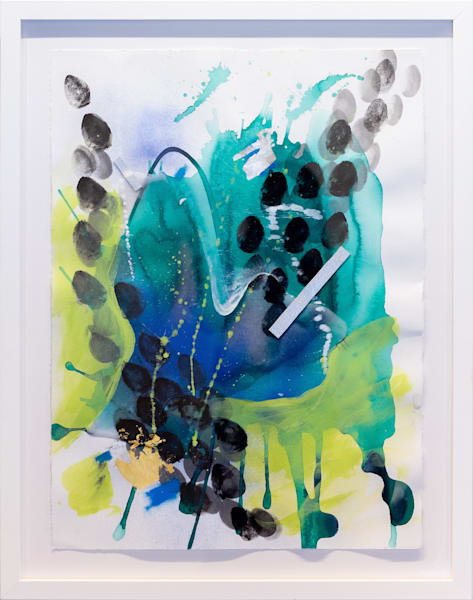 Herbivore (Framed) Art | Makiko Harris Art
