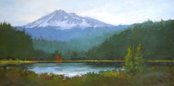 Sarah B Hansen Art - Original Landscape Paintings - Fine Art Prints on Canvas, Paper, Metal, & More
