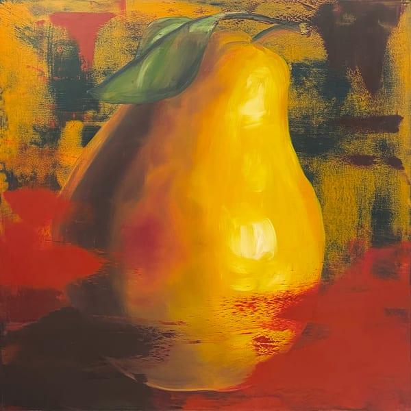 Golden Pear Art | L3 Art Decor
