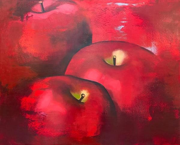 Jazz Apples Art | L3 Art Decor