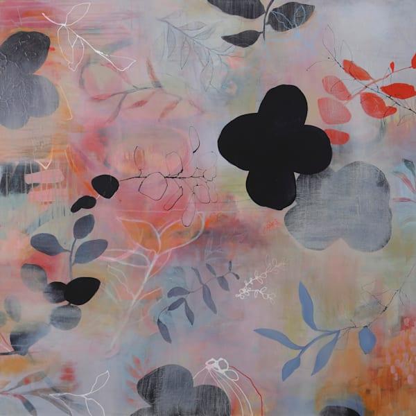 Evening Bloom Art | L3 Art Decor