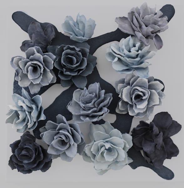 Cb Blue Art | Lauren Naomi Fine Art