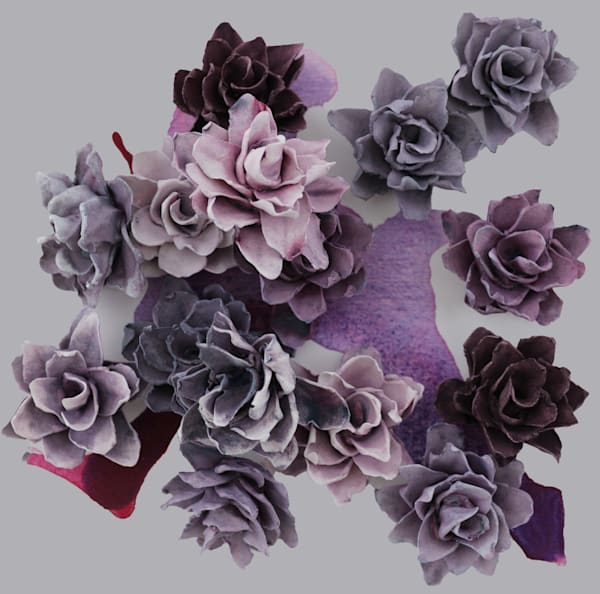 Cb Lavender Mix Art | Lauren Naomi Fine Art
