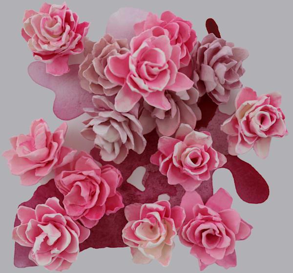Cb Pink Pop Art | Lauren Naomi Fine Art