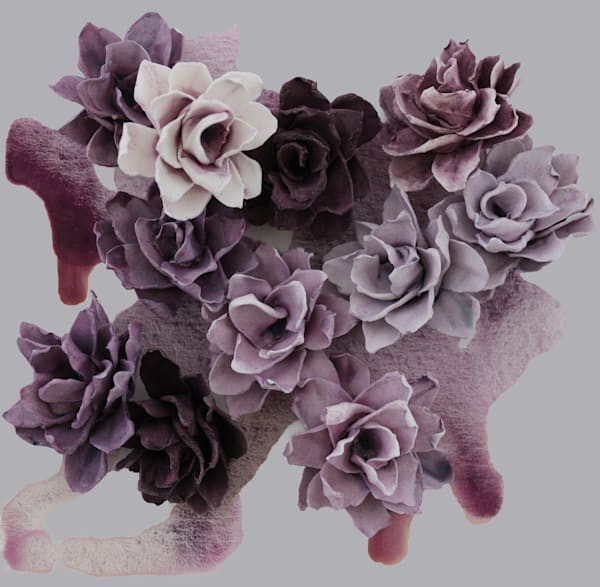 Cb Purple Velvet1 Art | Lauren Naomi Fine Art