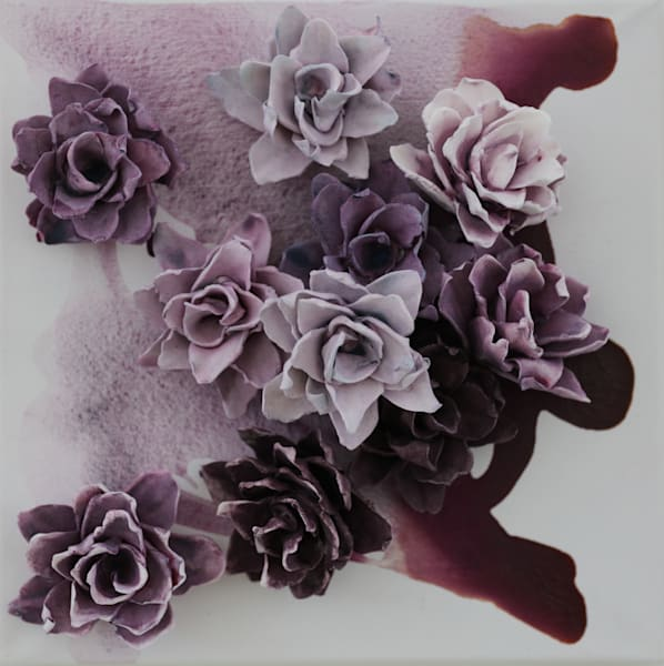 Cb Purple Velvet2 Art | Lauren Naomi Fine Art