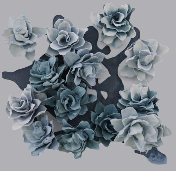 Cb Teal Art | Lauren Naomi Fine Art