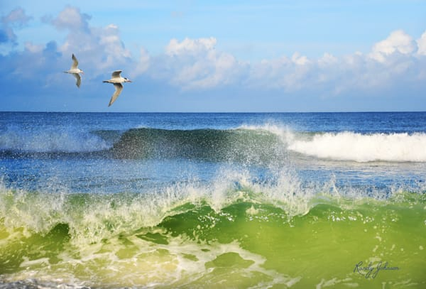 The Second Wave Art | Randy Johnson Art and Photography
