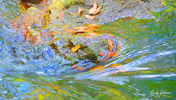 Swirling Rapids Art | Randy Johnson Art and Photography