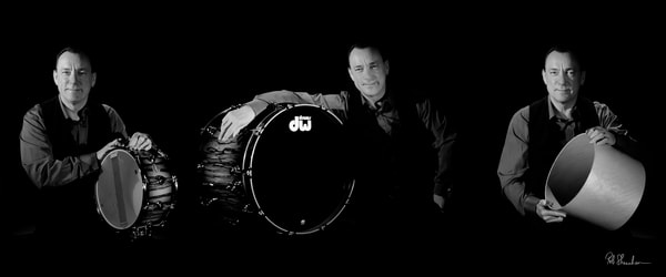 Neil Peart, DW Drums, Rob Shanahan
