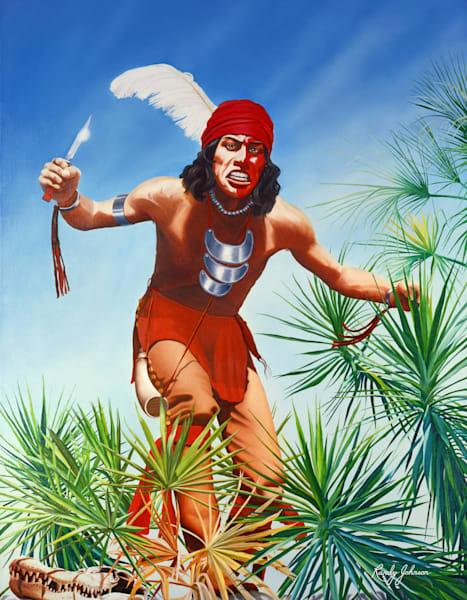 The Seminole Art | Randy Johnson Art and Photography