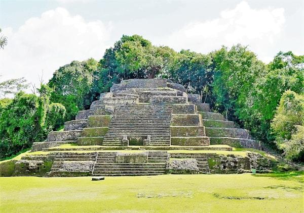 Lamanai Pyramid