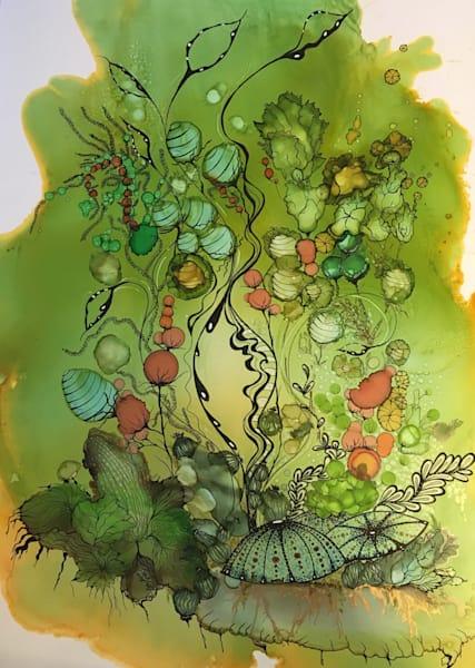 Meadow Art | Art With Judy Ann