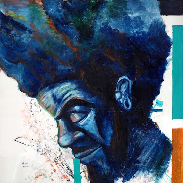 13 Blues Art | Carlos Burgess Arts & Creative Works LLC