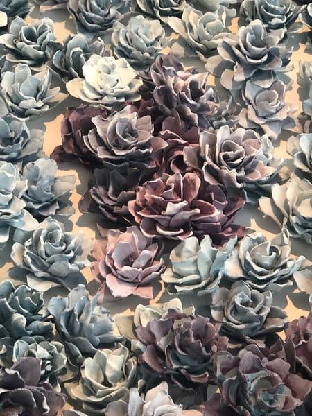 Apaptite And Purpurite Detail3 Art | Lauren Naomi Fine Art