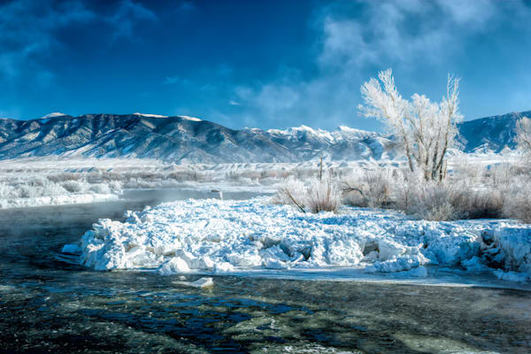 Madison River Gorge Photography Art | Monty Orr Photography