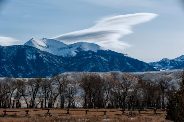 Fan Mountain Photography Art | Monty Orr Photography