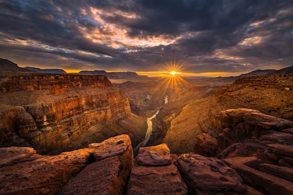 Barren Valley Sunset Photography Art | Garsha18 Fine Art Photography