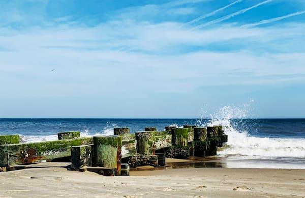 Beach Day Art   Michael Bruley Studio