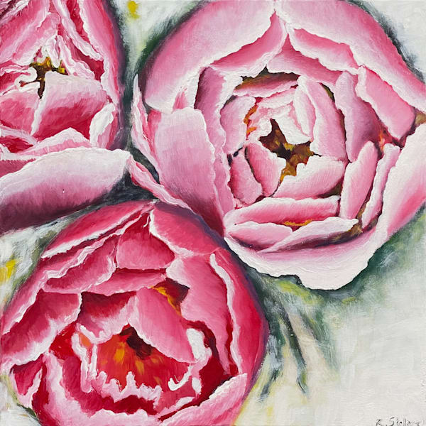 Pretty in pink peonies flowers for your heart