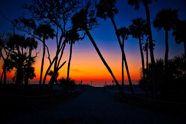 Early Morning On The Beach Photography Art | Willard R Smith Photography