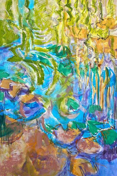 Immersion Art | Dorothy Fagan Joy's Garden