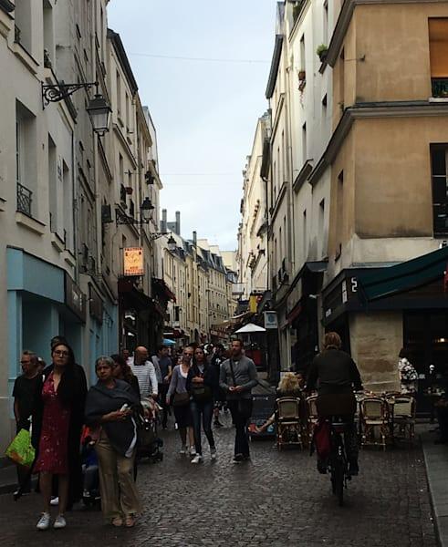 Streets Of Paris Art   Michael Bruley Studio