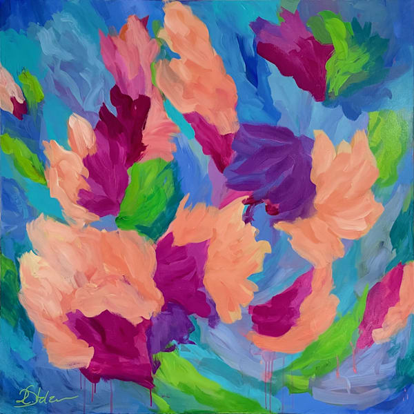 Uplifting, colorful  art for your home