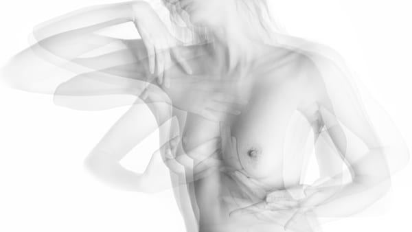 Black and White Nude No. 14