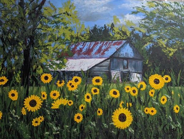 For Love Of Country Art | Carol Moon Art