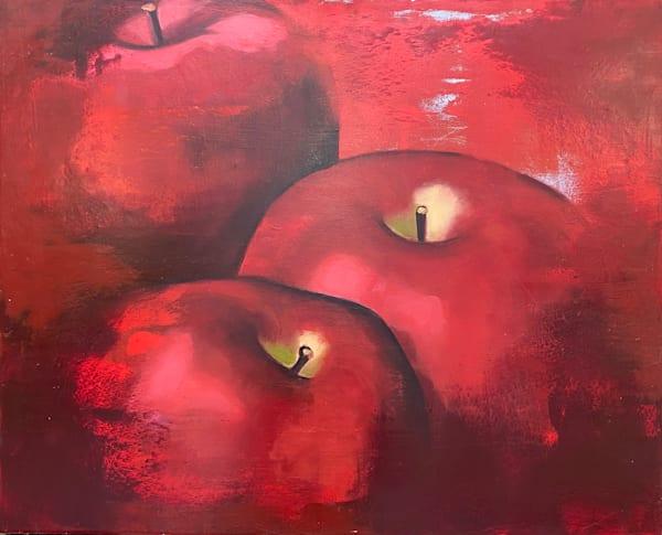 Jazz Apples Art   L3 Art Decor