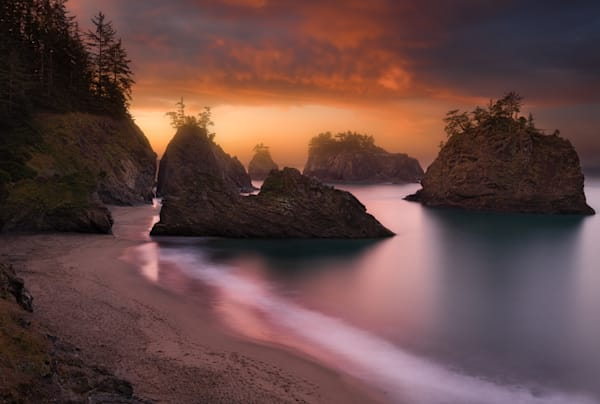 Secret Sunrise Photography Art | Garsha18 Fine Art Photography