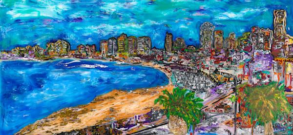 Tel-Aviv | Places| JD Shultz Art