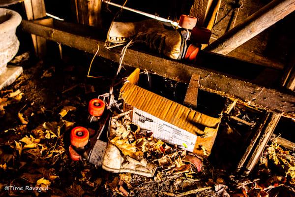 Abandoned 31 Art   Roost Studios, Inc.