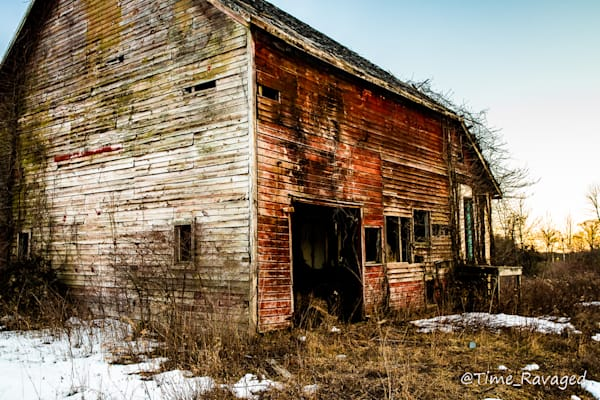 Abandoned 20 Art | Roost Studios, Inc.