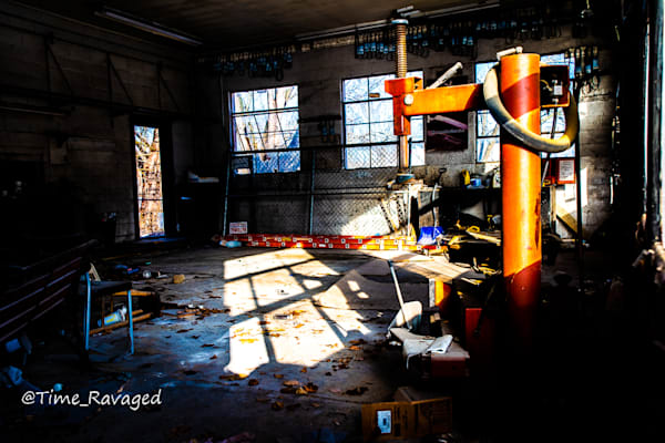 Abandoned 5 Art | Roost Studios, Inc.
