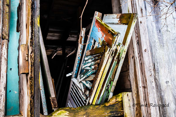Abandoned 3 Art | Roost Studios, Inc.
