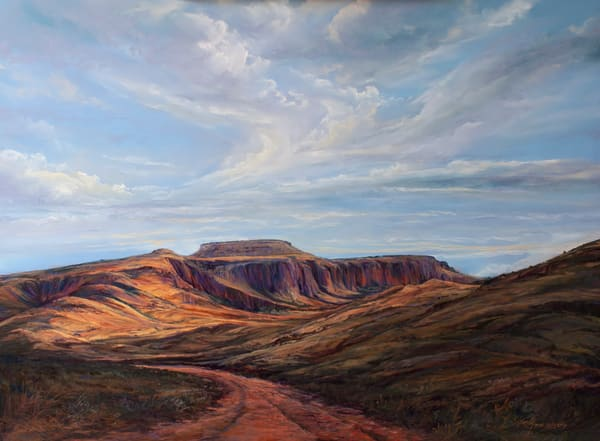 Lindy Cook Severns Art | Pathway to Heaven, print