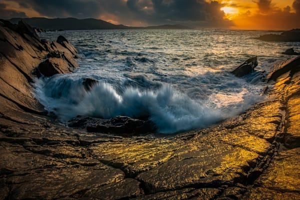 Beara Sunset Photography Art   Garsha18 Fine Art Photography