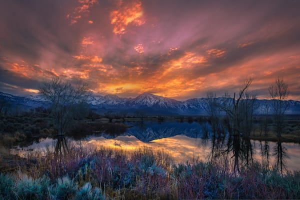 Sierra Sunset Photography Art   Garsha18 Fine Art Photography