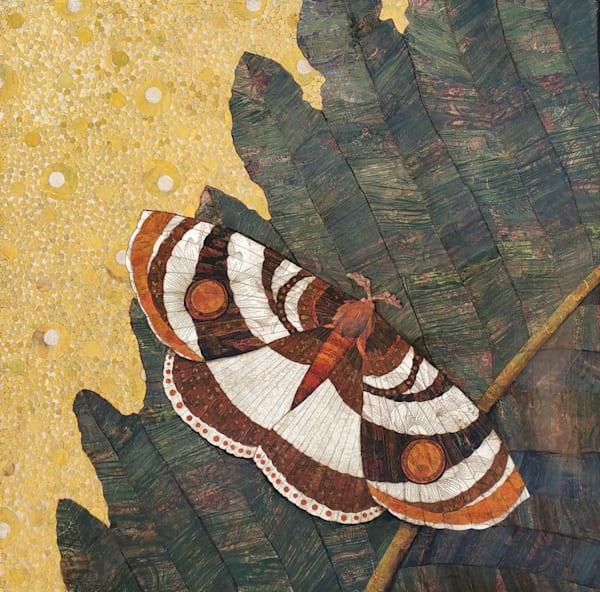Mother Moth Art | Karen Sikie Paper Mosaic Studio
